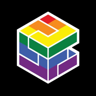 Sticker CeSIUM LGBTQIA+