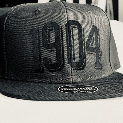 Cap 1904 total Black deluxe collection