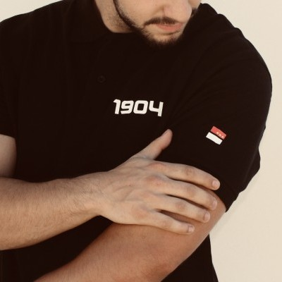 Polo Clean Black 1904