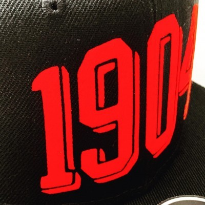 Cap 1904 Red deluxe collection