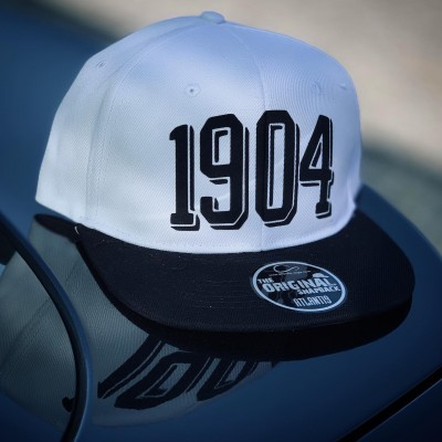 Cap white deluxe collection 1904 Superior