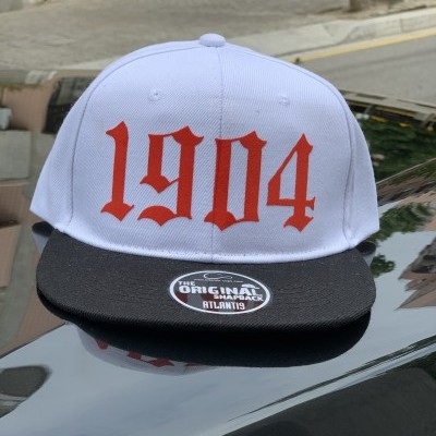 Cap white deluxe collection