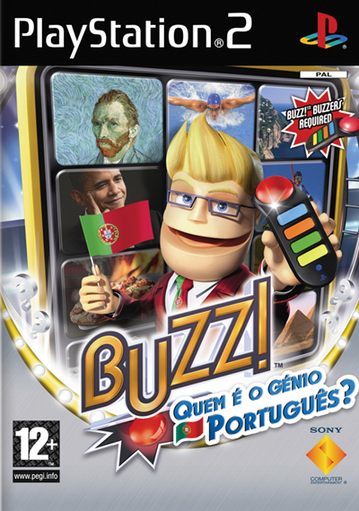 Buzz! Brain of the World [Completo] - PS2