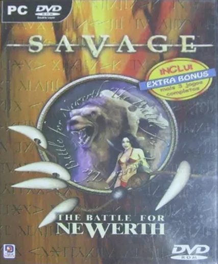 Savage: The Battle For Newerth [Completo] - WIN