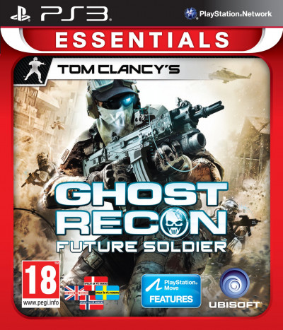 Tom Clancy's Ghost Recon: Future Soldier (Platinum) [Completo] - PS3