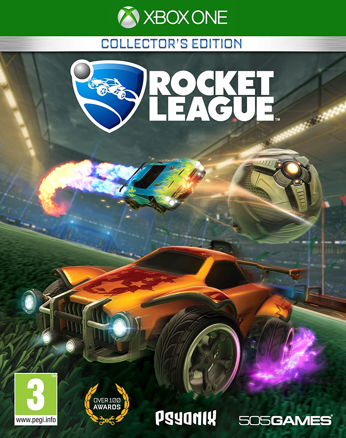 Rocket League [Completo] - XBO