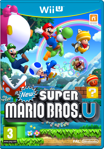 New Super Mario Bros. U [Completo] - NWU