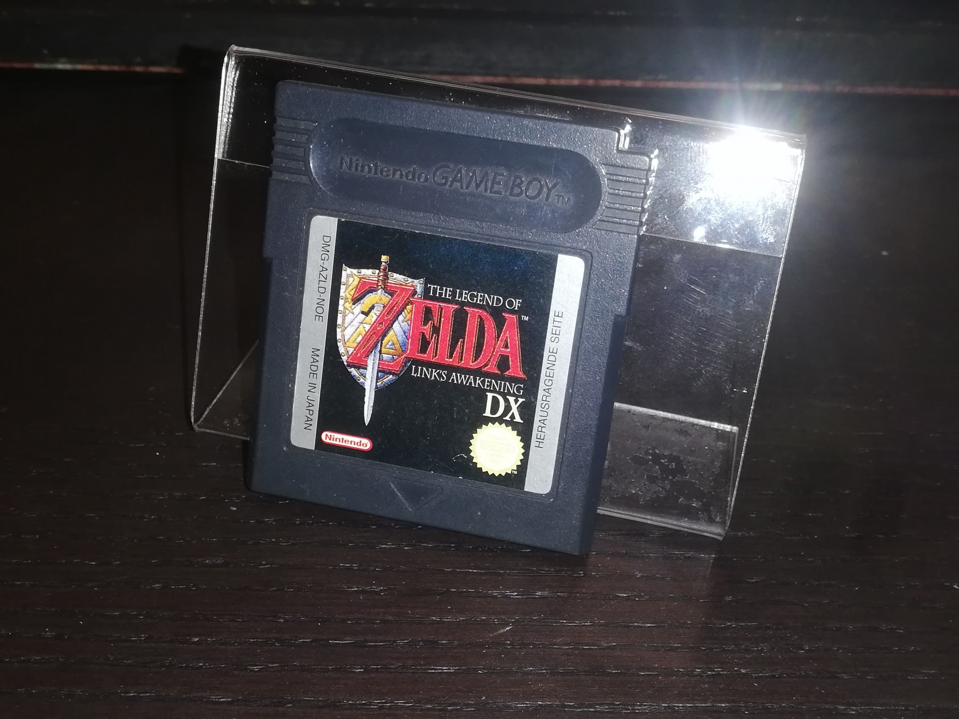 The Legend of Zelda: Link's Awakening DX [Cartucho] - GBC