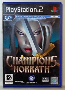 Champions of Norrath [Completo] - PS2