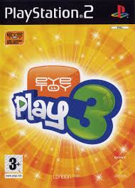 Eye Toy Play 3 [Completo] - PS2