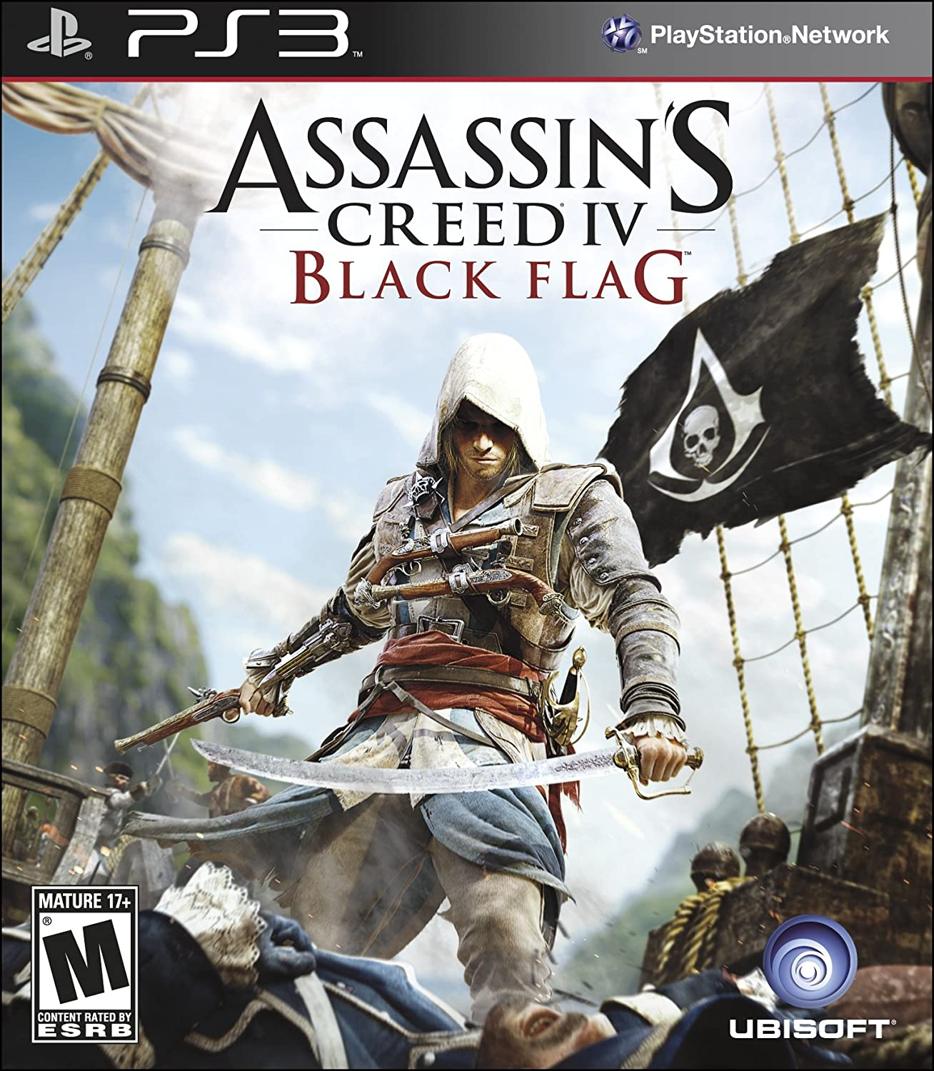 Assassin's Creed IV: Black Flag [Completo] - PS3
