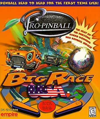 Pro Pinball: Big Race Usa [Completo] - WIN