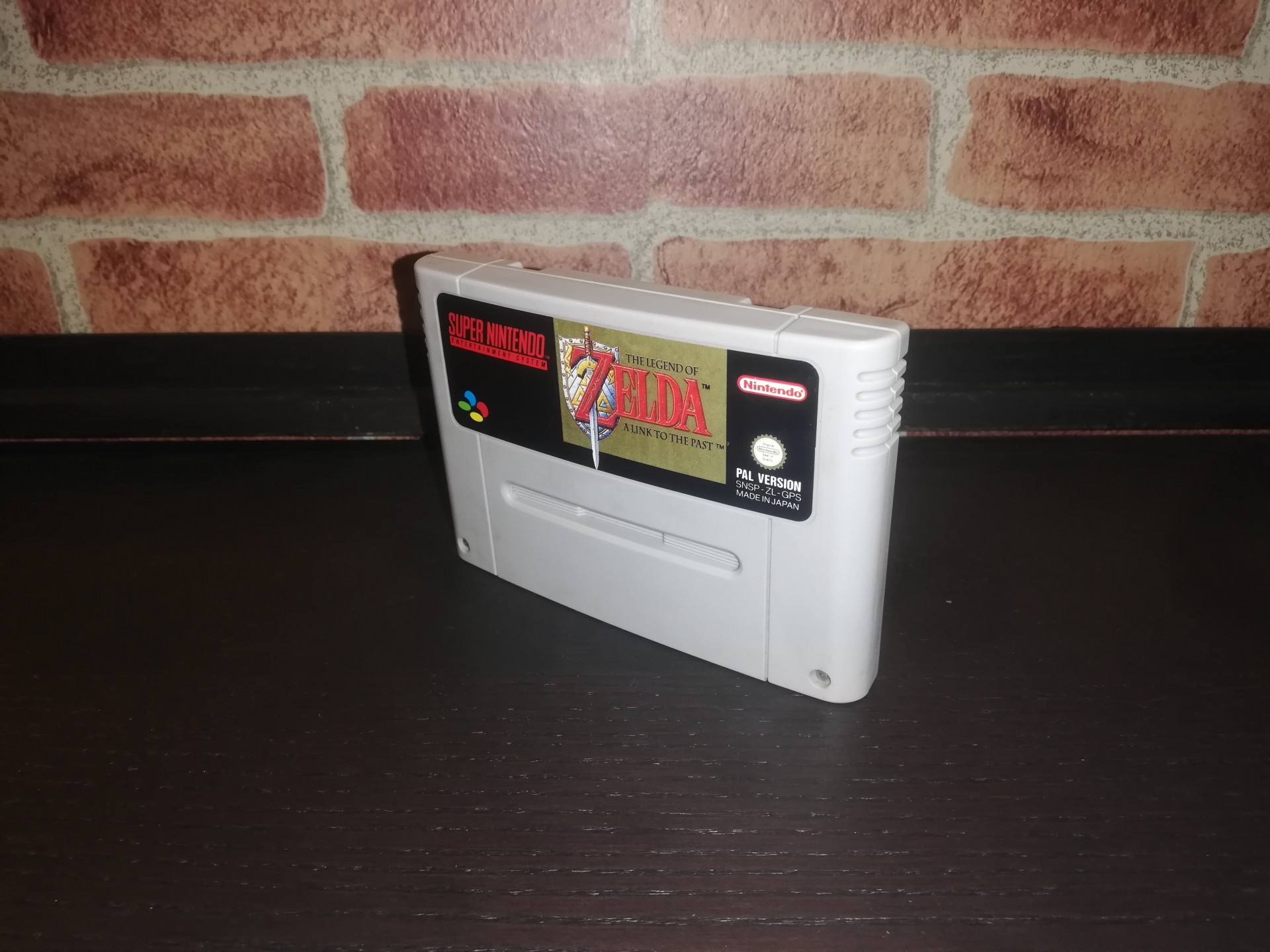 The Legend of Zelda: A Link to the Past [Cartucho] - SNES