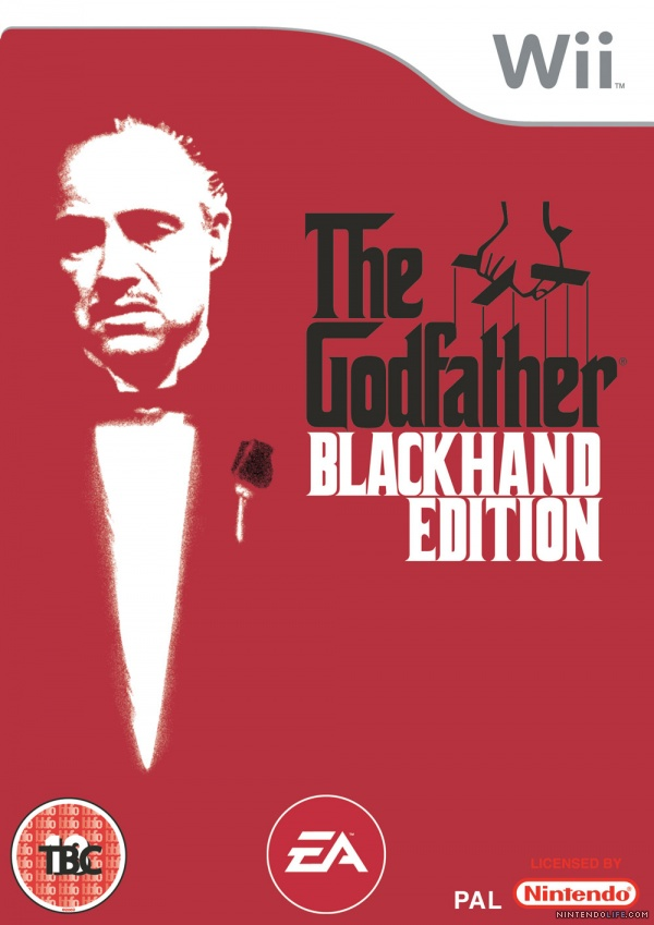 The Godfather: Blackhand Edition [Sem Manual] - WII