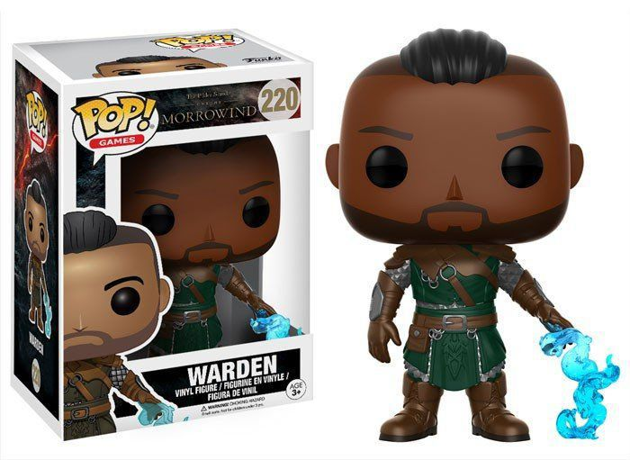 Funko Pop! 220 Warden Morrowind