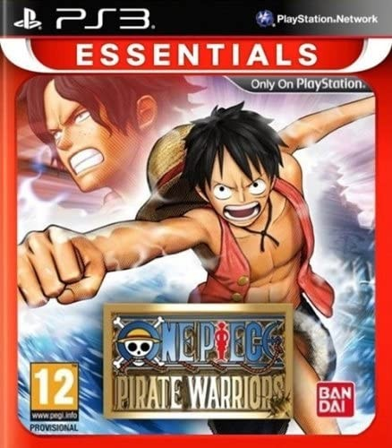 One Piece: Pirate Warriors (Platinum) [Completo] - PS3