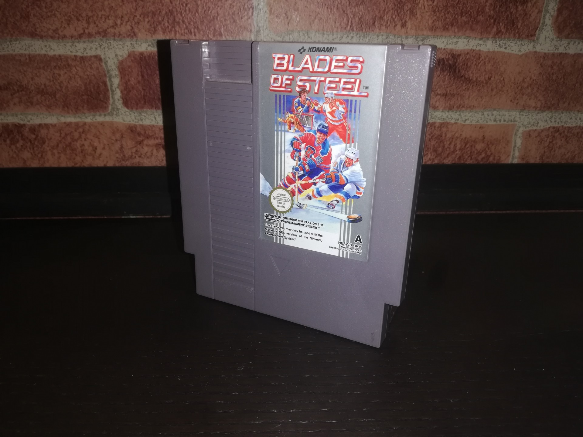Blades of Steel [Cartucho] - NES
