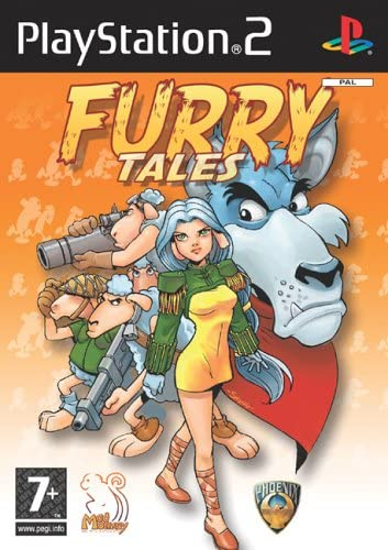 Furry Tales [Completo] - PS2