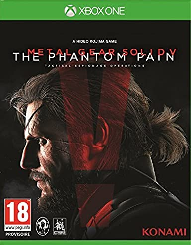 Metal Gear Solid V: The Phantom Pain [Novo] - XBO