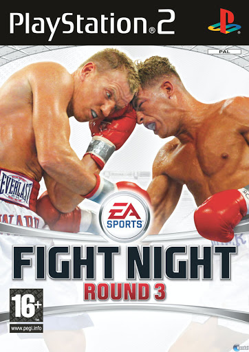 Fight Night: Round 3 [Completo] - PS2