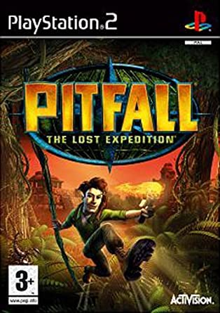 Pitfall: The Lost Expedition [Completo] - PS2