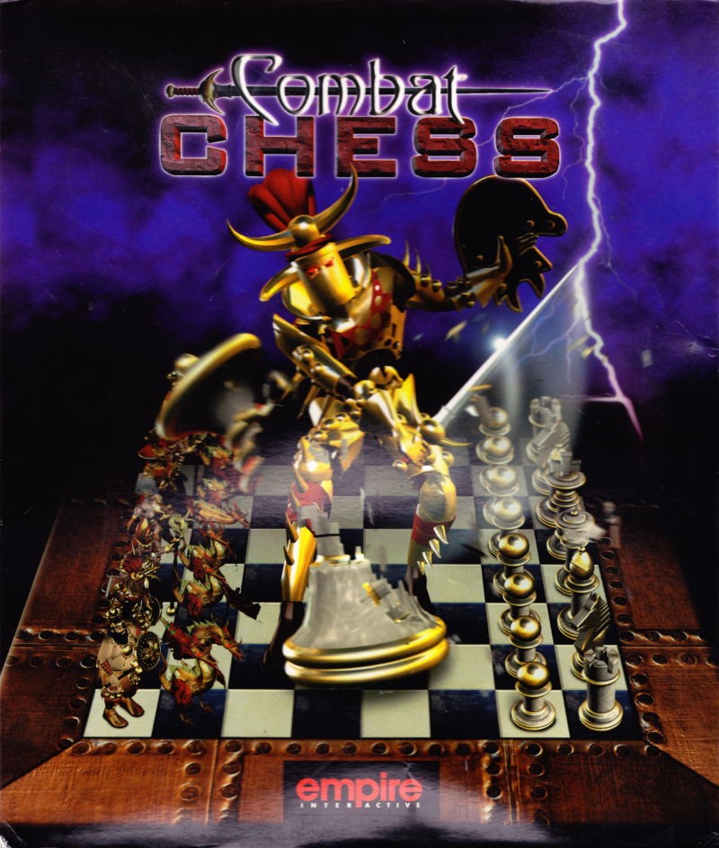 Combat Chess [Completo] - WIN