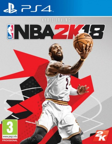 NBA 2K18 [Completo] - PS4