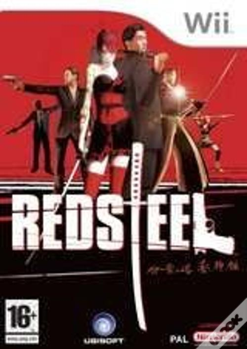 Red Steel [Completo] - WII