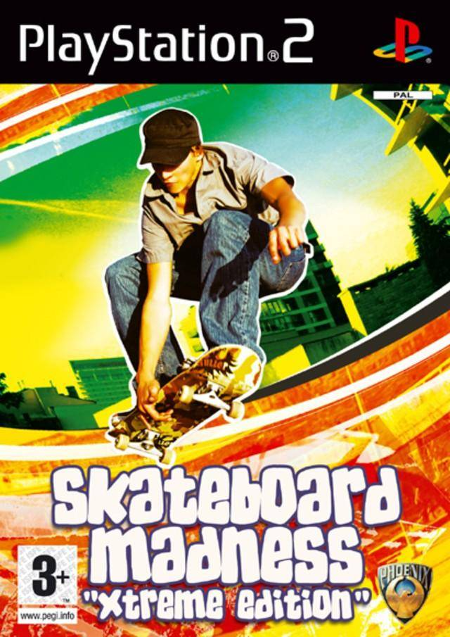 Skateboard Madness: Xtreme Edition [Completo] - PS2