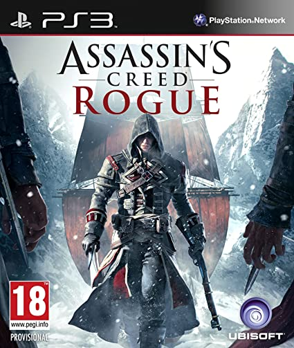 Assassin's Creed Rogue [Completo] - PS3