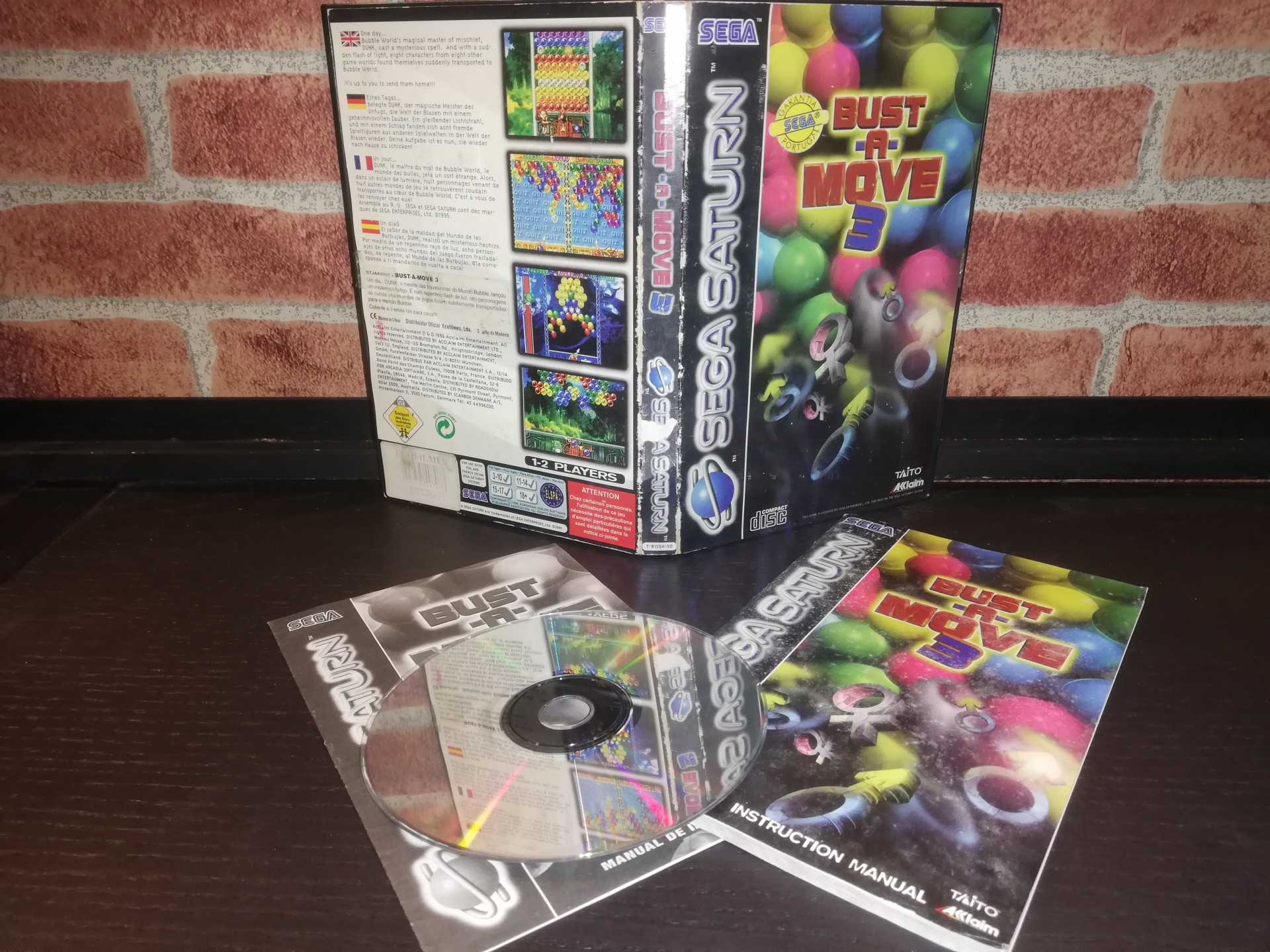 Bust-A-Move 3 [Completo] - SST