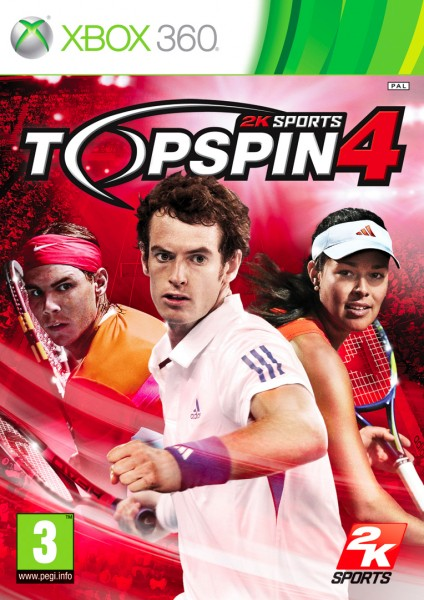 Top Spin 4 [Completo] - X360