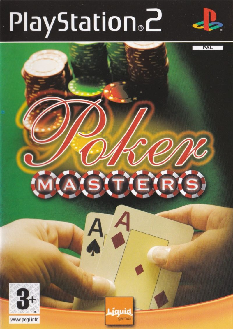 Poker Masters [Completo] - PS2