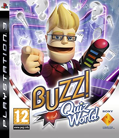 Buzz!: Quiz World [Completo] - PS3