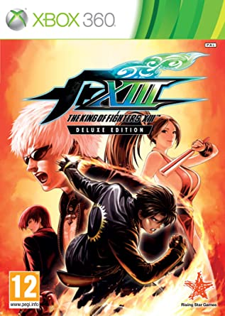 The King of Fighters XII: Deluxe Edition [Completo] - X360
