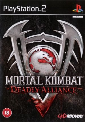 Mortal Kombat: Deadly Alliance [Completo] - PS2