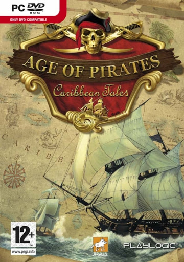 Age Of Pirates: Caribean Tales [Completo] - WIN