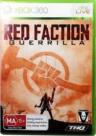 Red Faction: Guerrilla [Completo] - X360