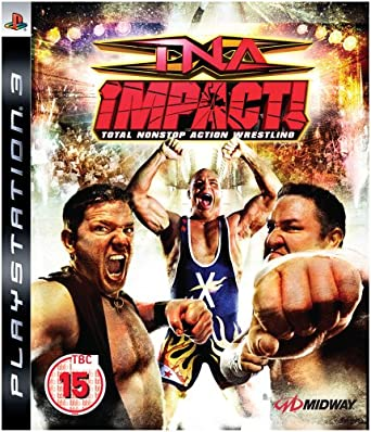 TNA Impact! [Completo] - PS3