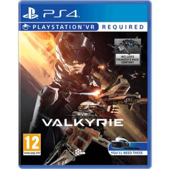 EVE: Valkyrie [Completo] - PS4