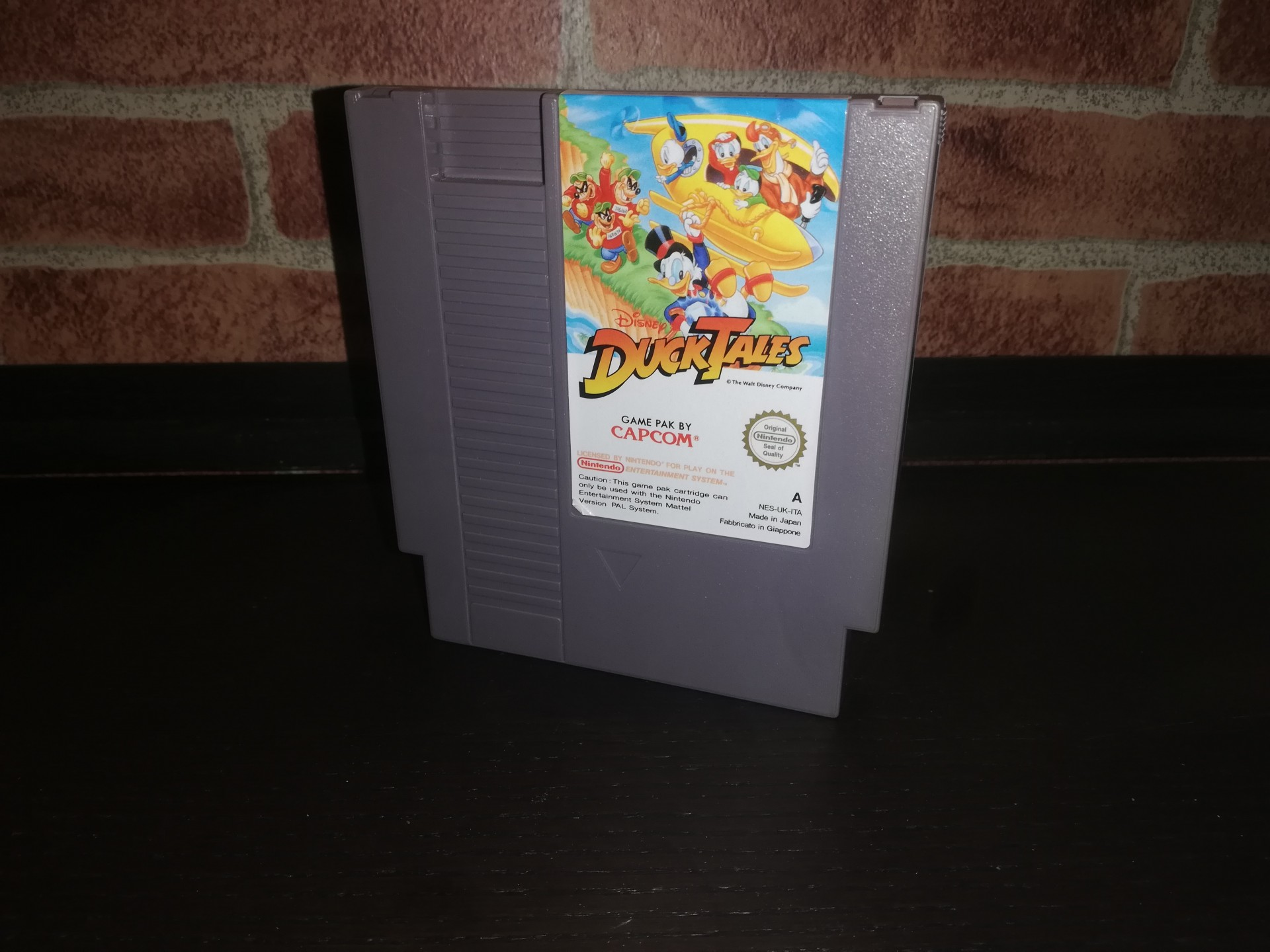DuckTales (Disney's) [Cartucho] - NES