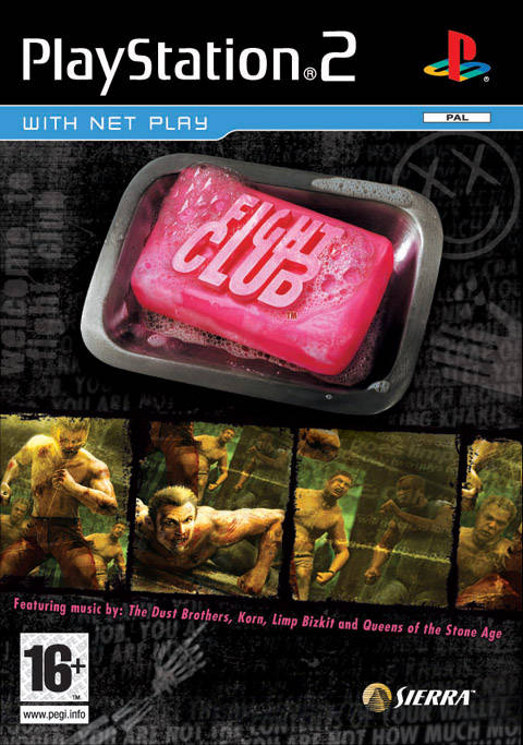 Fight Club [Completo] - PS2