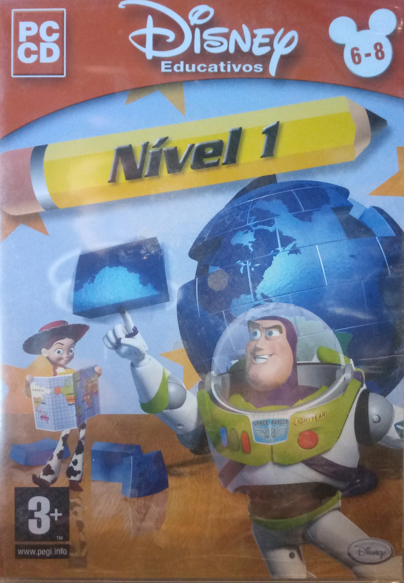 Buzz Lightyear: Nivel 1 [Completo] - WIN