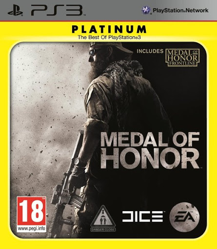 Medal of Honor (Platinum) [Completo] - PS3