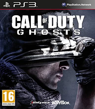 Call of Duty: Ghosts [Completo] - PS3