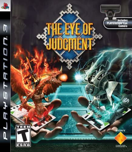 The Eye of Judgment [Completo] - PS3
