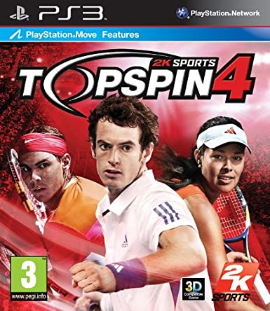 Top Spin 4 [Completo] - PS3