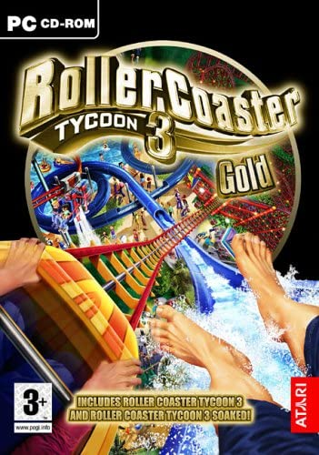 Roller Coaster 3: Gold Edition [Completo] - WIN