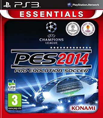 Pro Evolution Soccer 2014 (Platinum) [Completo] - PS3