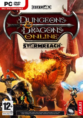 Dungeons & Dragons Online: Stormreach [Completo] - WIN